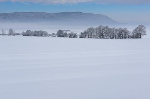 winter snow landscape geotagged slovenia slovenija zima sneg cerknicalake cerkniškojezero intermittentlake javorniki presihajočejezero
