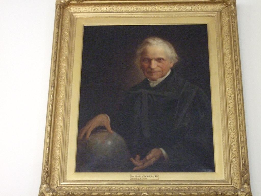 Robert B. Farren, Adam Sedgwick