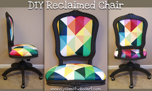 DIY Reclaimed Chair