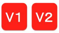 V1・V2席