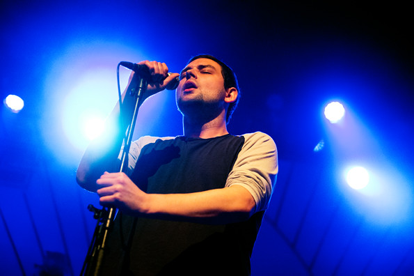 The Twilight Sad @ The Fonda, Los Angeles 03:13:2013 03