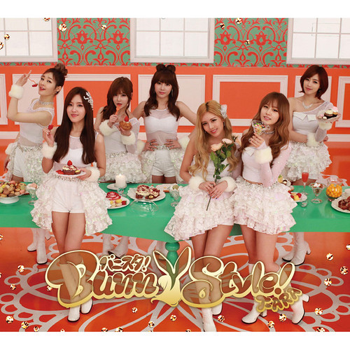 T ara – Banisuta (Bunny Style) (2013) (iTunes AAC M4A + MP3) [Japanese Single]