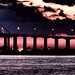 Fred Hartman Bridge by Trudy LeDoux