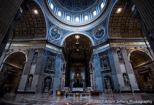 St. Peter's Basilica - Vatican City - Italy