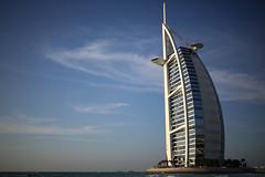 Iconic Burj-al-Arab
