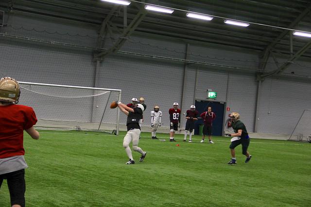 STU U15/U17 Camp 2013 @ Bosön