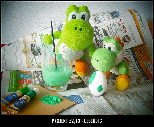 Projekt 52/13 - Lebendig