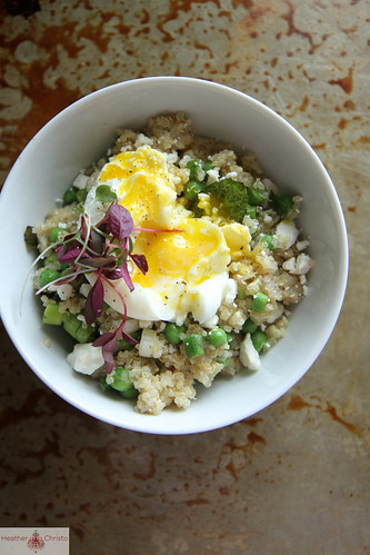 Heather's Quinoa Recipes — Dishmaps