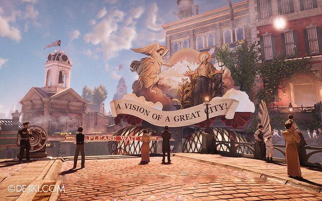 BioShock Infinite - Parade