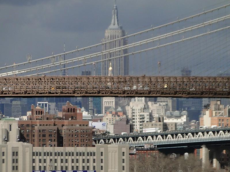 Brooklyn Bridge  from Promenade Brooklyn Heights 11 27mr13_344