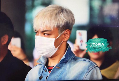 Big Bang - Incheon Airport - 02aug2015 - Utopia - 03