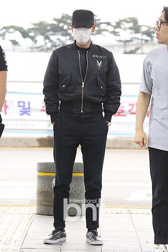 Big Bang - Incheon Airport - 26jun2015 - BNT - 15