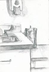 Examining room detail