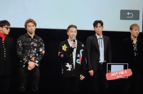 Big Bang - Movie Talk Event - 28jun2016 - Just_for_BB - 11