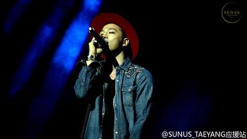 Tae Yang - V.I.P GATHERING in Harbin - 21mar2015 - SUNANDUS - 29