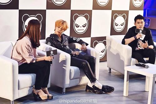 G-Dragon HIPANDA HQs Shanghai 2015-08-31 (80) (Andere)