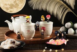 《火影忍者疾風傳》茶友系列第二彈! 「首先來喝杯茶吧!篇」  とりあえずお茶にしよってばよ!編