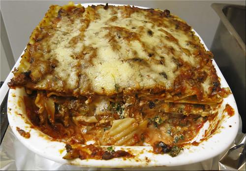 20130104 - Lasagna