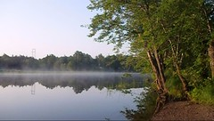 Perfect day for Bass fishing