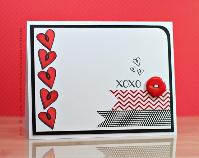 heart xoxo
