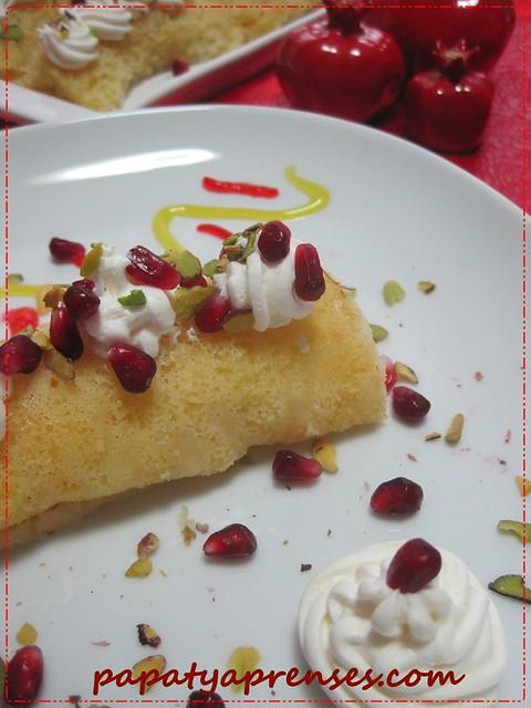 damla sakızlı rulo pasta (9)