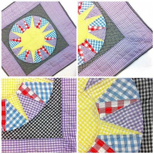 NY Beauty Mini Quilt