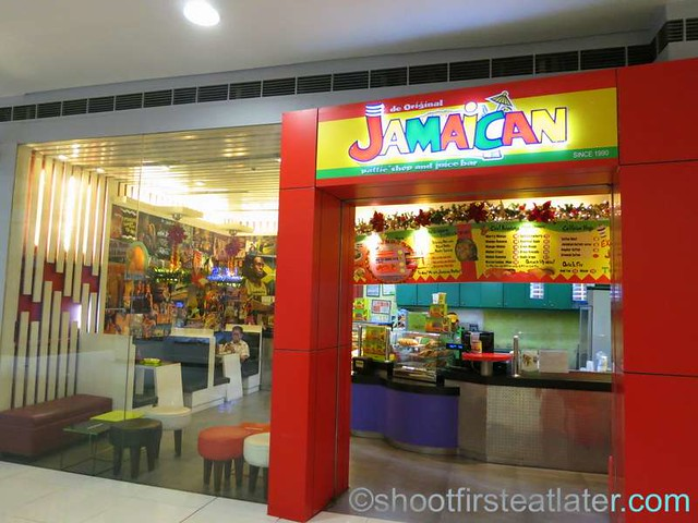 De Original Jamaican Pattie Shop