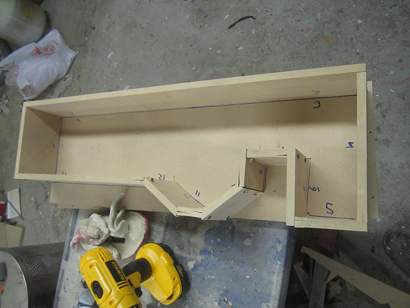 STA52 Mold Box