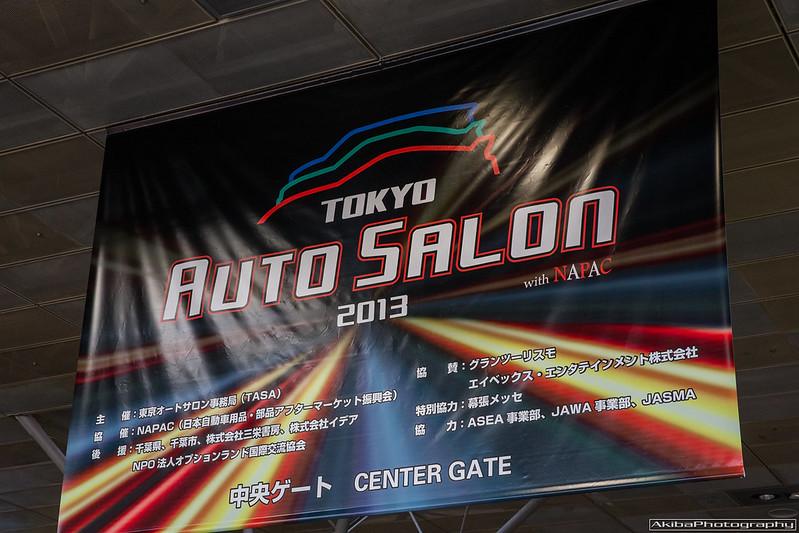 TOKYO_AUTO_SALON 2013#1
