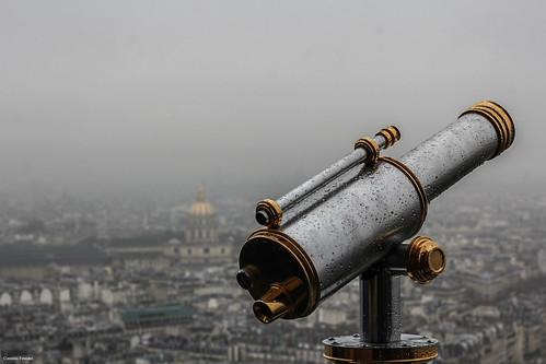 Paris depuis Tour Eiffel