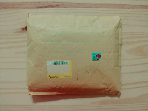 Package unboxing: Fake Nails (uñas postizas), Stamps (sellos)
