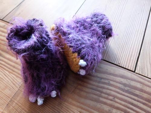 Purple Startle