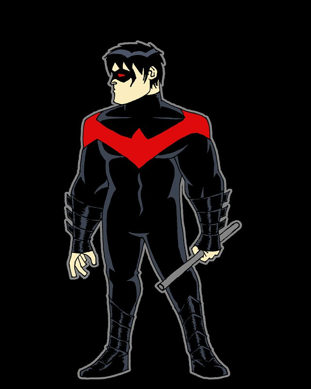 Nightwing 52