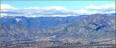 Rim of the World, San Bernardino Mts, Redlands, CA 12-27-12