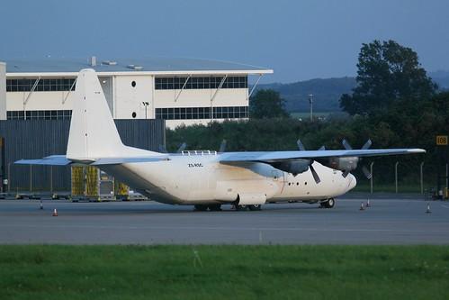 C130 - Lockheed L382G Hercules