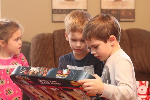 McCay Christmas (Christmas Eve) 2012