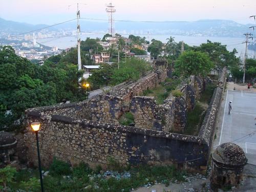 Fort Alvarez, Acapulco