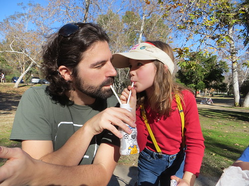 Bee Rock Hike 1-19-13
