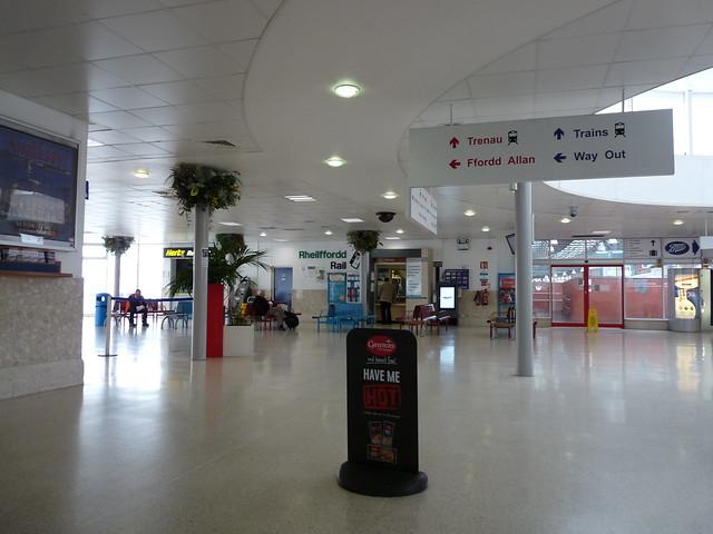 Holyhead Ferry Terminal
