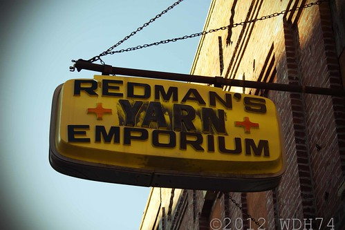 Redman's Yarn Emporium by William 74