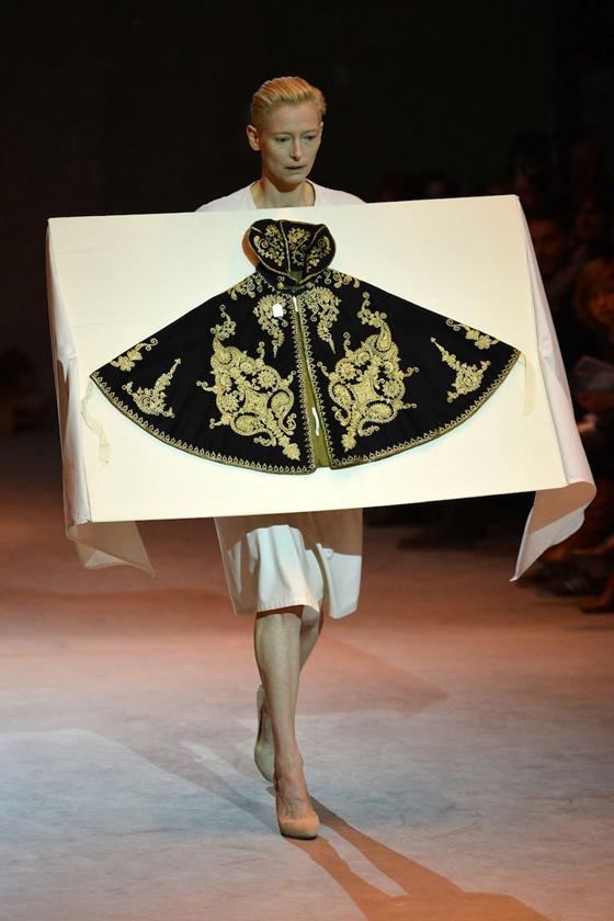 The Impossible Wardrobe, curator: Olivier Saillard, photo: Piero Biasion