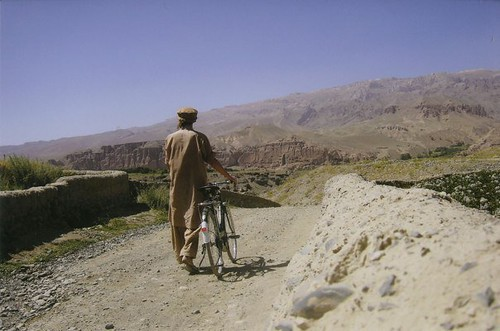Ben's travels through Kabul, Afghanistan