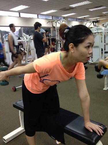 personal training Singapore