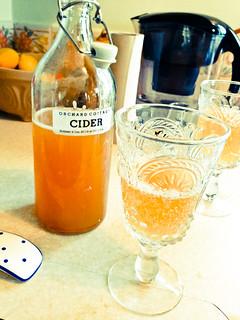 Cider tasting!