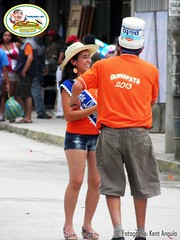 Fiesta en el Barrio de Consuelo - precarnaval
