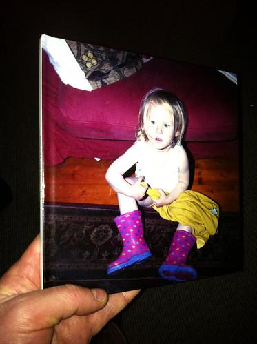 Anna photo book