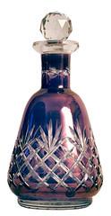 perfume, purple, glass bottle, bottle,