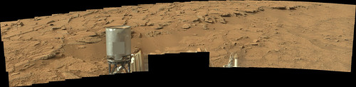 CURIOSITY sol 172 MastCam right