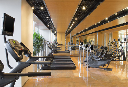 The Westin Bund Center, Shanghai—Fitness Center