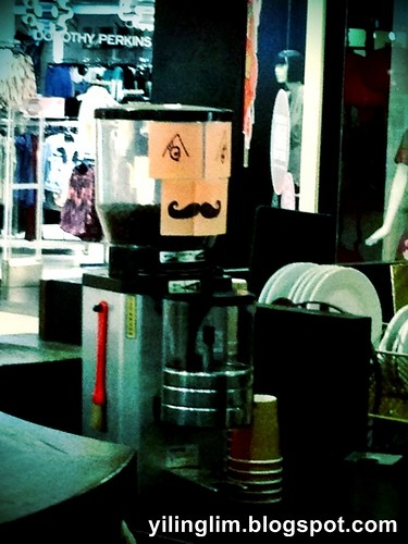 Coffee grinder like a sir
